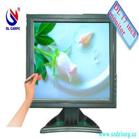 open frame lcd monitor For 17'' LCD PC Monitor With Touch Screen