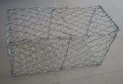 gabbioni/gabion wall cost/galvanized block mesh