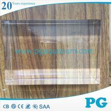 PG 2015 new pmma glass backboard