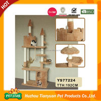 Cat Tree Condo Furniture Scratching Post Pet House-YS77224