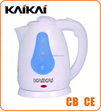 2015 New Model 1.8L temperature electric kettle timer