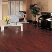 Laminated Wood Flooring - Scandinavian Walnut