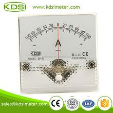 Taiwan technology BP-80 DC+-100mV 100A analog ac dc ampere meter