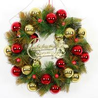 Celebration hot selling style christmas wreath