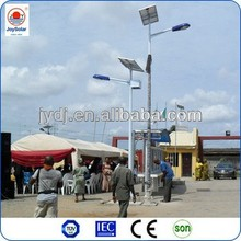 street solar lamp, led pole light with lighting components