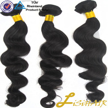 Factory Price Large Stocks all length available Cheap Loose Wave Brazilian Hair