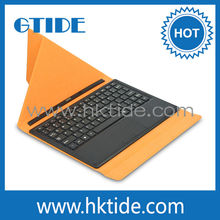 2015 new product folding keyboard case for hp probook