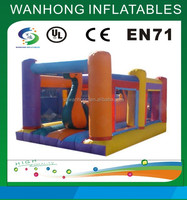 2015 new design giant inflatable bouncy castle, inflatable jumping castle