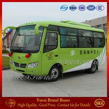 Cheap Diesel Mini Passenger Bus