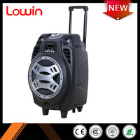 100% good quality active speaker with rechargeable battery