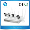 2015 cheap 4ch 2.4G / 5.8G outdoor wireless cameras and nvr