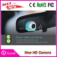 1080p car camcorder vehicle video recorder camcorder mini waterproof sport DVR with CE Rohs L500