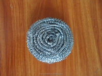 kitchen stainless steel scourers cleaning ball scouring pad for india