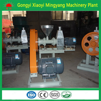 Perfect quality with CE ISO floating fish feed extruder machine made in China 008615803859662
