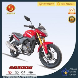 Hot Sale In Middle East & Africa 300Cc Street Legal Motorcycle SD300II