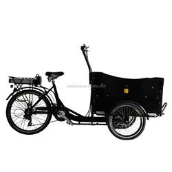 hot sale cargo bike tricycle electric bike cargo