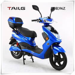 Tailg Cheap small electric motorcycle with pedals assistant TDR396Z