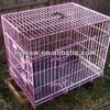 Lightweight Pink Dog Crates