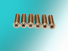 Les pièces de rechange en laiton spéciale faite par usinage CNC