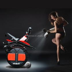 Sunnytimes No Foldable one wheel electric balance motorcycle with Brushless motor