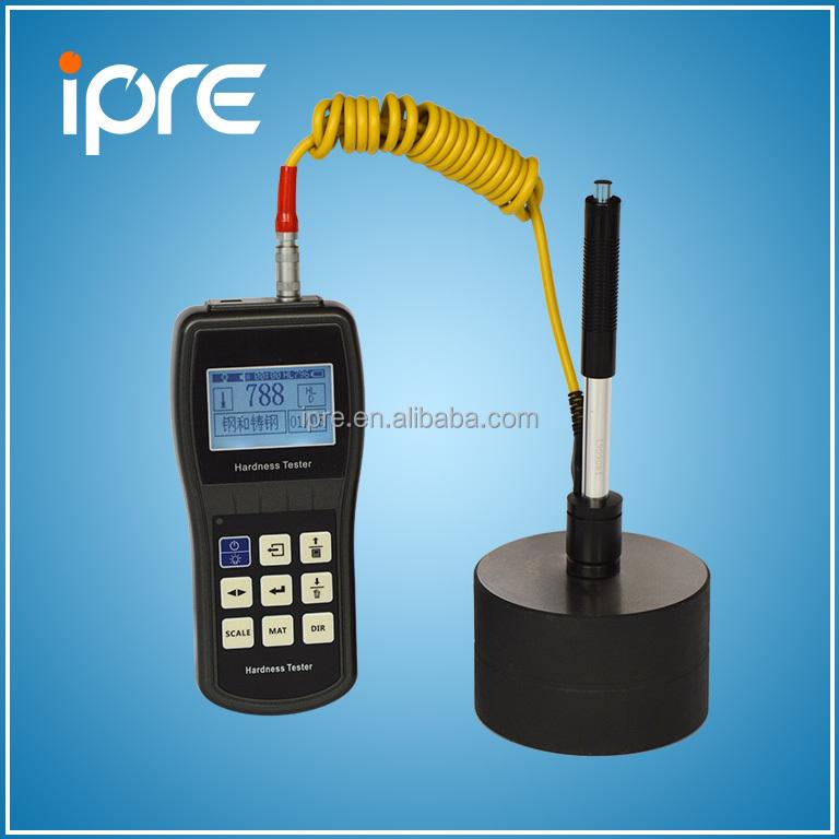 Metal Hardness Testers : Portable metal leeb hardness tester price buy high