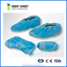 2015 new fshion good productive nonwoven disposable shoe covers walmart