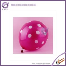 k5284-2 fatory direct cheapest hot selling Wedding decoration latex hot air foil balloon