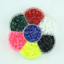 2014Hot Direct selling educational toy diy hama perler bead