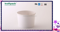 paper pulp food container disposable soup cups containers with paper lids