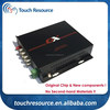 8 channel video optical transmitter receiver