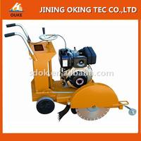 chain saw for concrete,Brand new OKC-27 machine for cutting concrete with great price