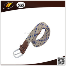 Unisex OEM Woven Braided Belts