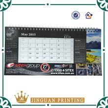 Creative Desk Calendar Designs