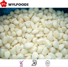 Supply 2015 New Season China Frozen vegetable IQF good garlic cloves/slices/puree