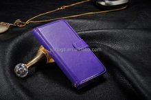 Bottom price hot selling leather crafts phone case for iphone 5s