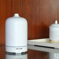 Dituo Humidistat Humidity Control and Ultrasonic Humidifier Type 100ML ceramic stone aroma diffuser (DT-1502D-6)