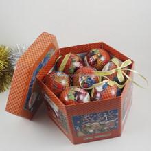 Top quality Christmas Decoration Supplies, Decorative Promotionnal Plastic Foam Christmas Ball
