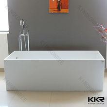 Composito materiale acrilico vasca da bagno/piccola vasca da bagno dimensioni
