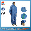 Anti-static Waterproof Disposable Medical Coverall with Hood