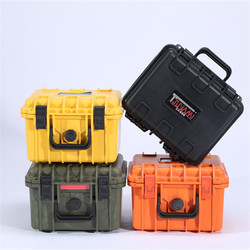 motorcycle carry box plastic case for radio
