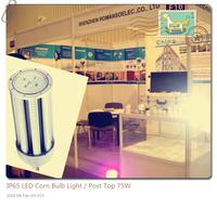 Post Top Light Application e27 Corn led Light