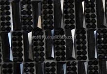 Hot melt adhesive glass crystal strass sticker 24*40cm