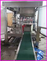 SUS 304 bag packing equipment modern liquid filling capping machine in guangzhou
