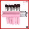 Alibaba 10pcs cosmetic powder kabuki makeup blush brush