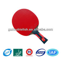 high spinning table tennis racket