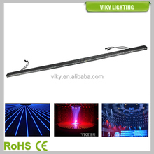 Dubai Project 13.39 Pixel Pitch Video Effect IP66 5050 SMD RGB LED Linear Light