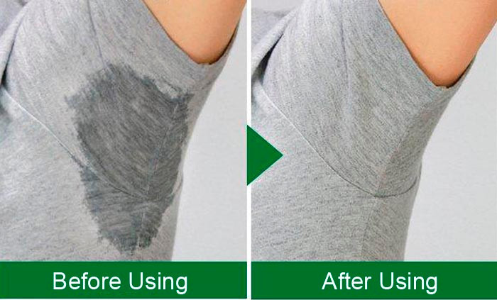 summer deodorant stop underarm dress clothing sweat guard