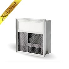 Newest high quality infrared bathroom ceiling heater bathroom exhaust fan with LED lights