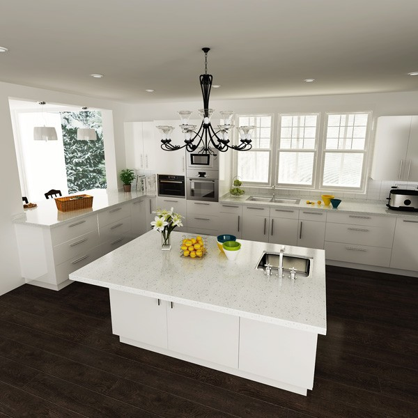 Ins White Lacquer Cabinets Modern Kitchen Furniture View Kitchen