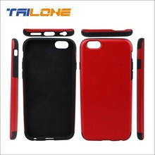 Shock resistant mobile phone shell for Apple iPhone 6G 4.7case